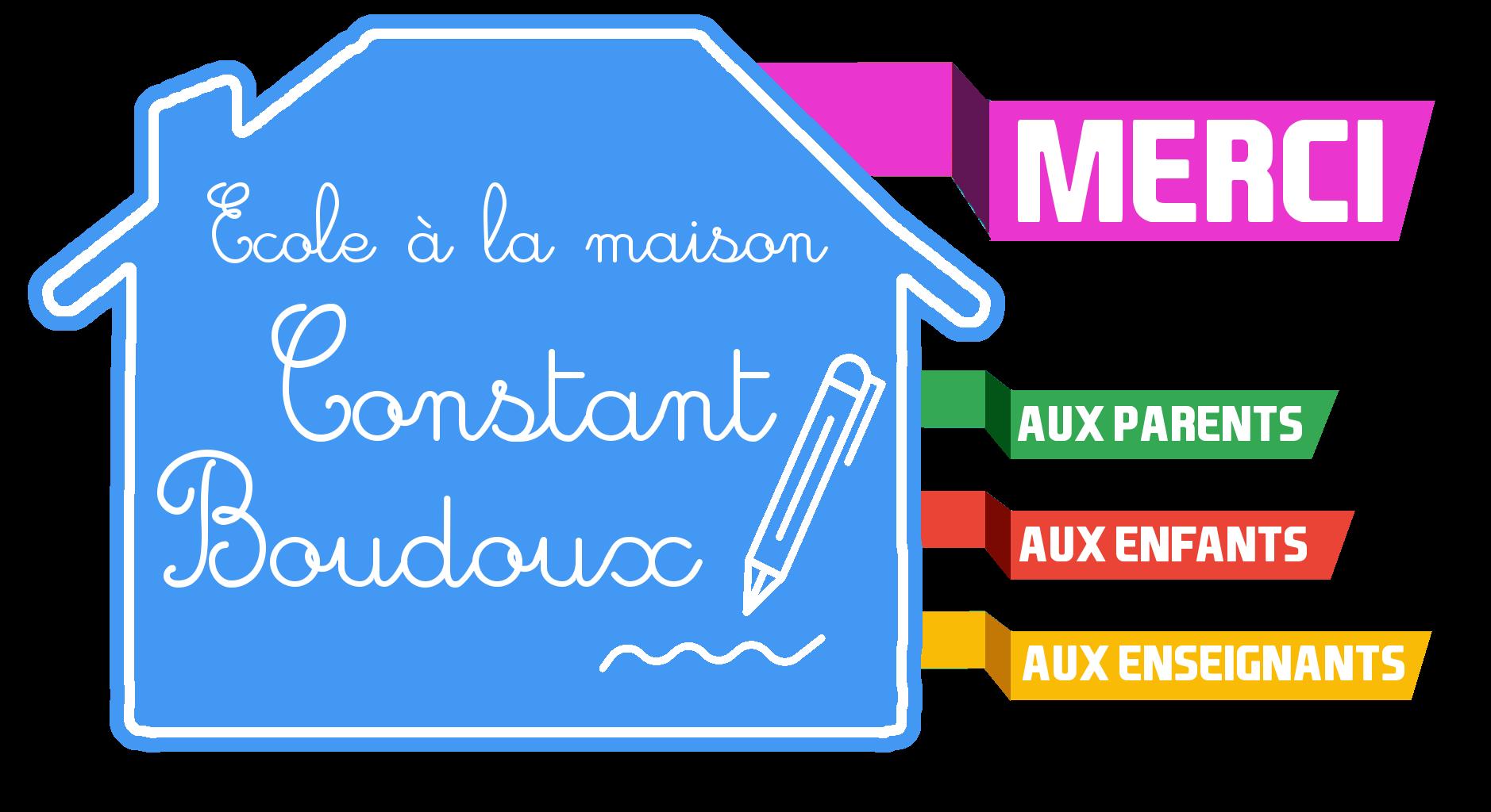 Blog des CE2 - Constant Boudoux
